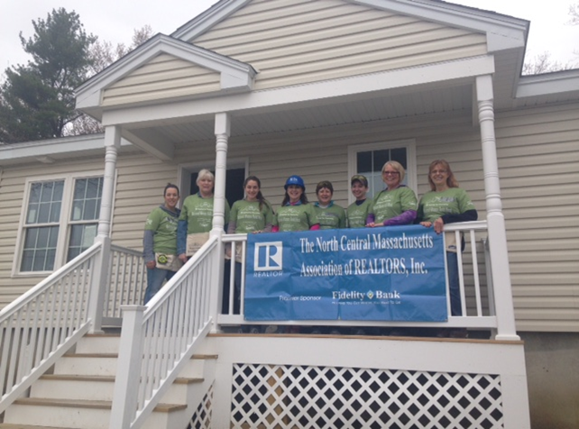 Community - NCMAR and Habitat For Humanity