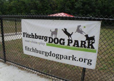 NCMAR Community Projects - Fitchburg Dog Park